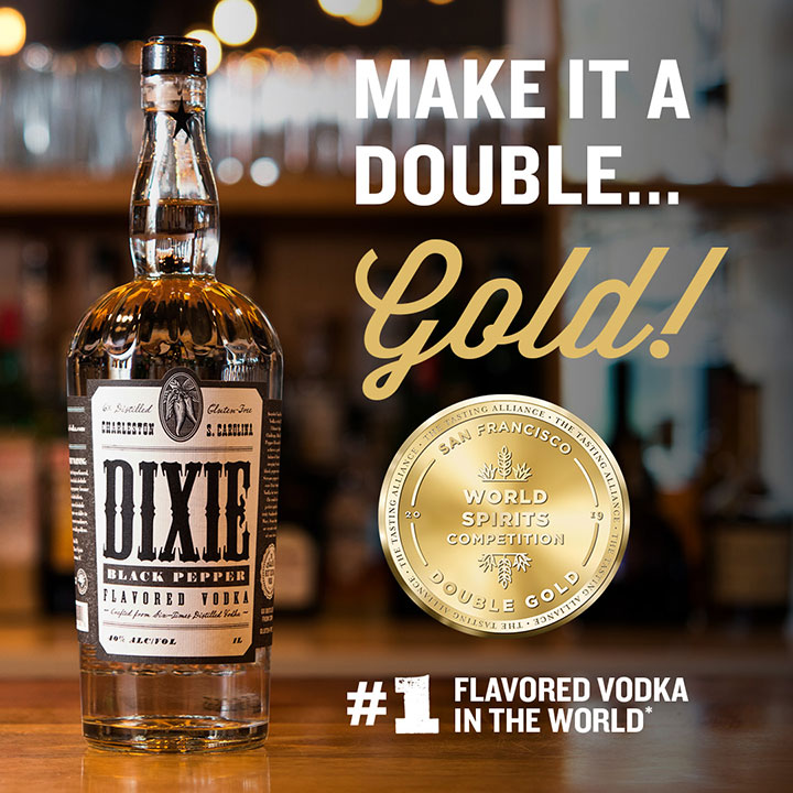Make it a Double... Gold!
