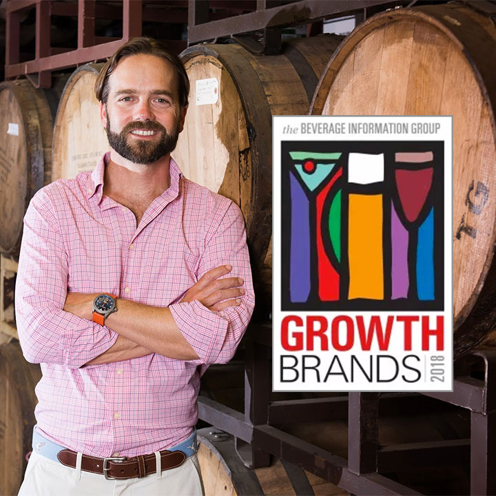 Dixie Southern Vodka Wins Award from Beverage Dynamics