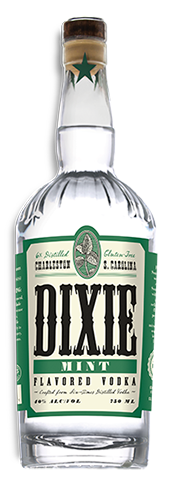 Dixie Mint Vodka