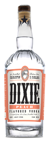 Dixie Peach Vodka