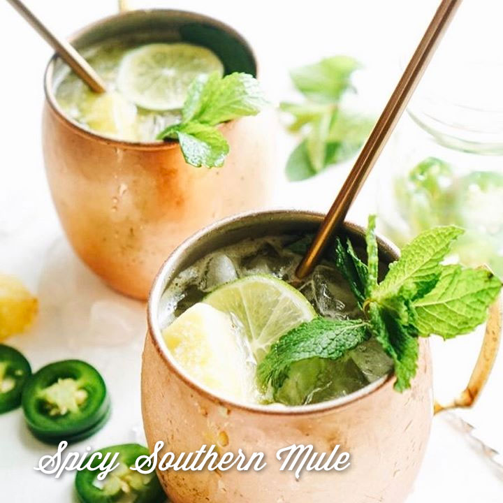 Spicy Southern Mule