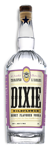 Dixie Wildflower Honey Vodka