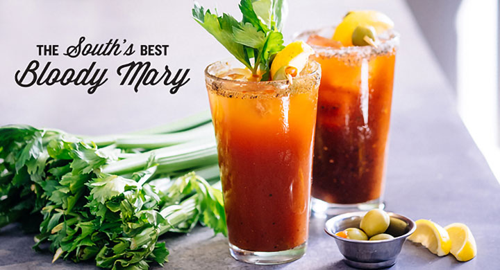 The South's best Bloody Mary
