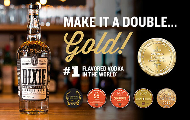 Make it a Double… Gold!