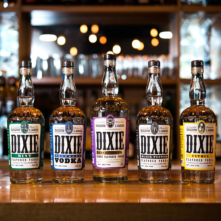 Dixie Vodka Receives Top Accolade
