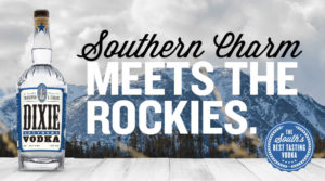 Dixie Southern Vodka expands to the Rockies