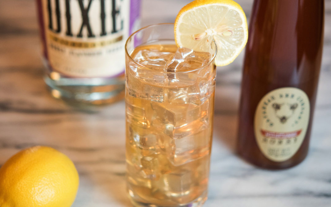 National Honey Month Cocktails