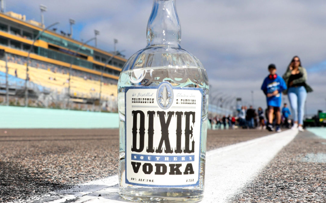 Dixie Southern Vodka named Official Vodka of NASCAR