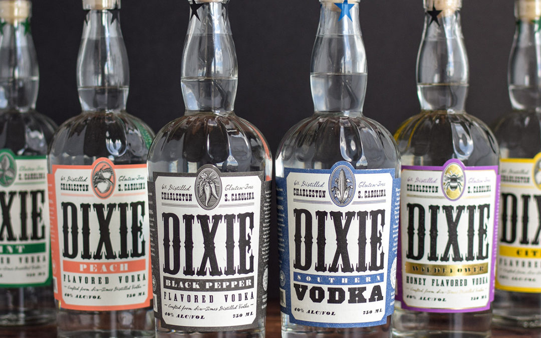 The reviews are in – Dixie Vodka is your go-to spirit with a Southern drawl.