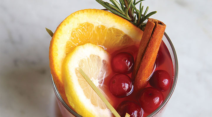 dixie holiday cocktail