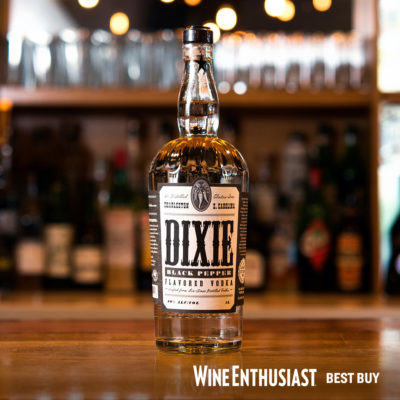 Wine Enthusiast rates Dixie Black Pepper a 91!