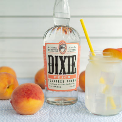 Dixie Peach Vodka keeps Summer alive all year!