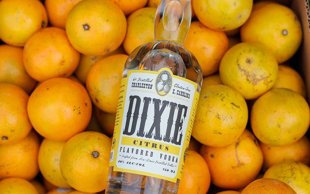 Grove to Bottle: Dixie Vodka + Lykes Bros. Inc. Partner Up for Citrus Vodka