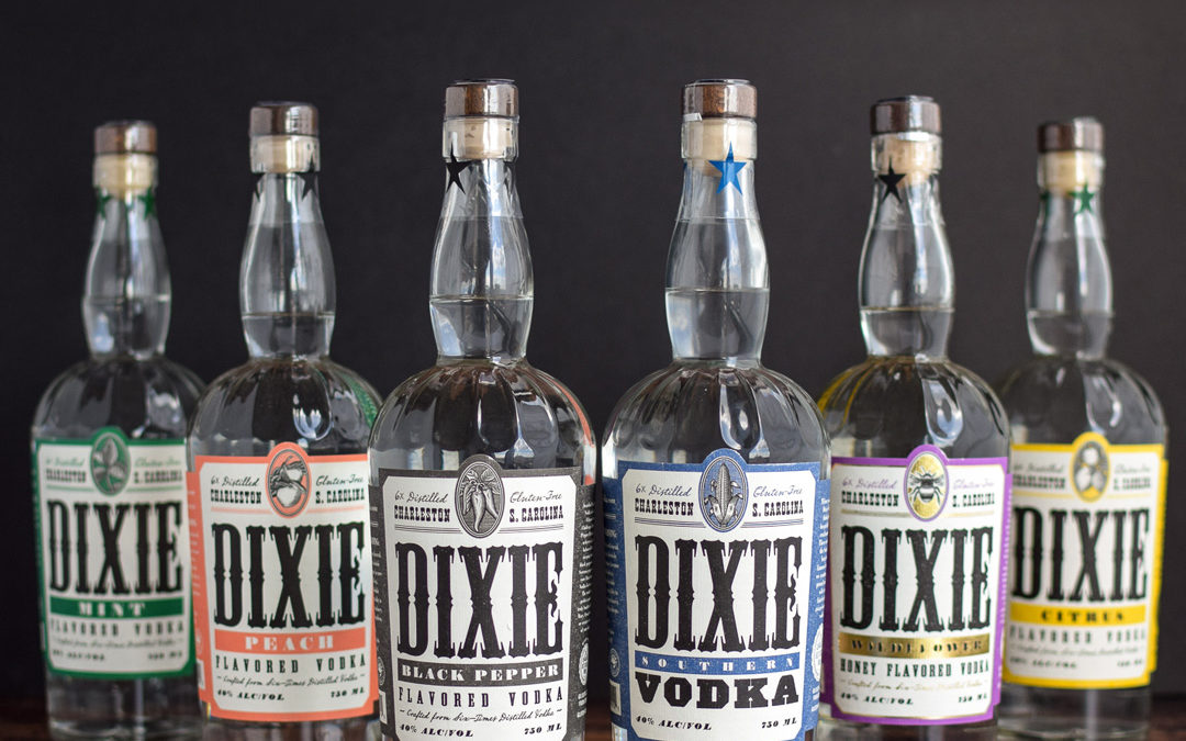 Dixie Southern Vodka Wins Second Consecutive Growth Brands Award