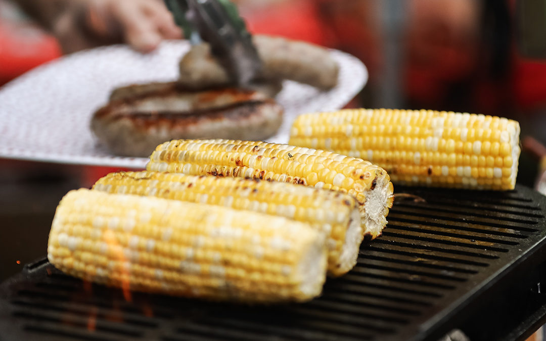 Tips to up your grilling game this summer