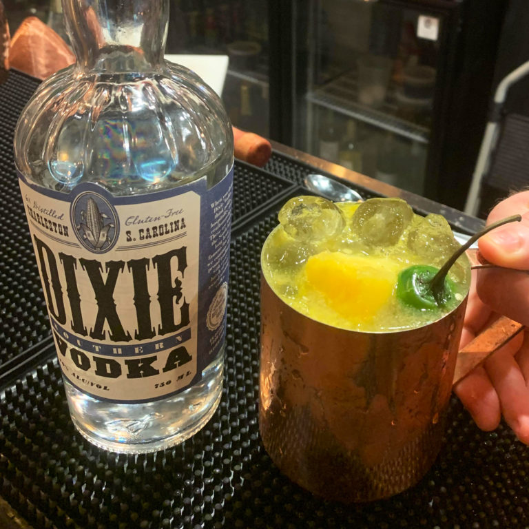 Dixie Vodka Cocktail
