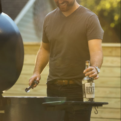 Grill master shares his expert tips for 'flame-cooked perfection'